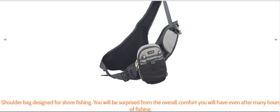 GUIDEMASTER MONO SHOULDER BAG