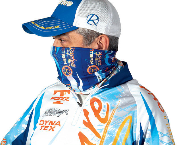 Rapture Pro Bands   neck and face protection   blue or black