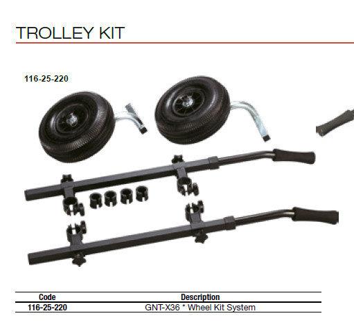 TROLLEY KIT GNT X36