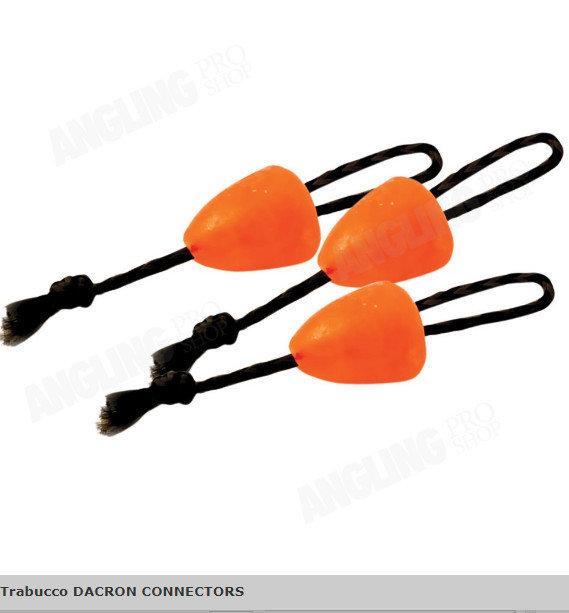 Dacron connectors  small   2 per pack 00530