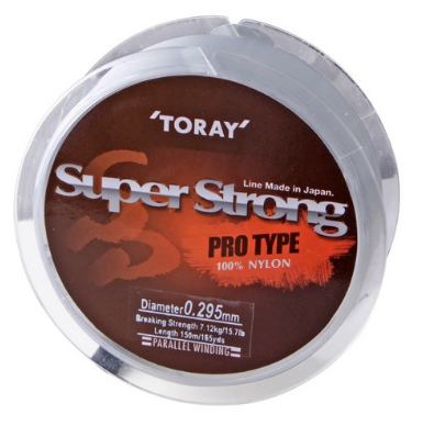 Toray Super Strong Pro Type Monofilament 00544