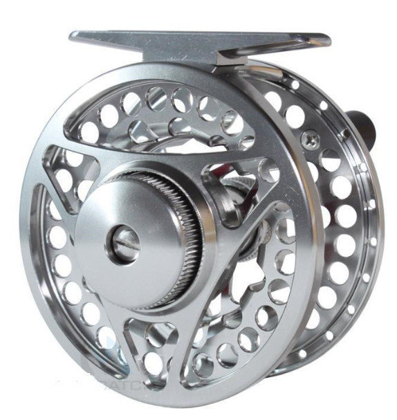 FFC fly reel 5/7 lightweight bar stock reel and Cork/FXB copolymer break system