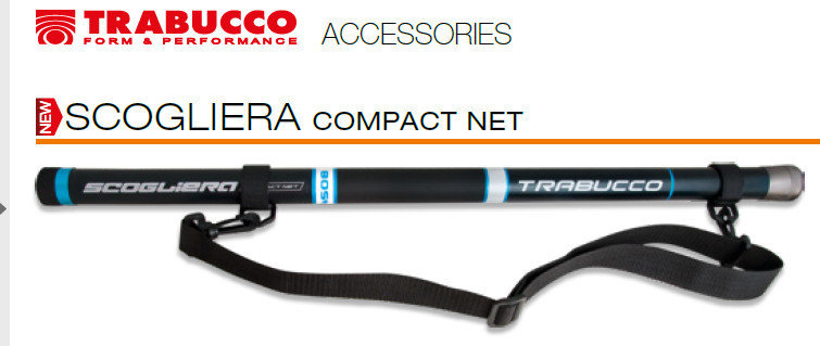 SCOGLIERA NET HANDLE  compact 68cm to 4.5m 00573