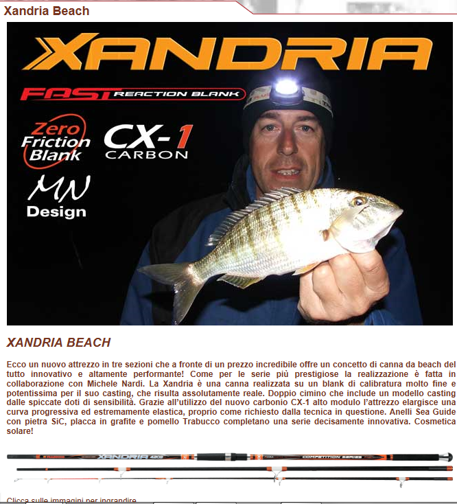 Xandria Beach  last in stock 420 MN