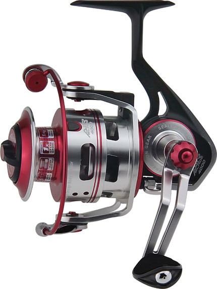 Airblade Reels as featured in sea angler. Size 2000 on special offer 00004