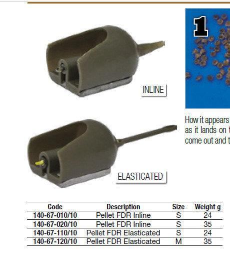 AIRTEK Aero Specialist Micro Pellet Feeder 24g /35G ELASTIC/NON ELASTIC    special offer