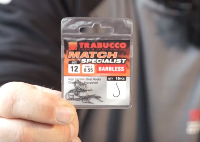 shrinken match specialist hooks sizes 12 to 18 15 per pack