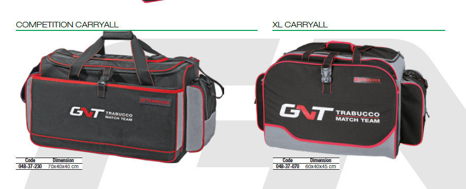 GNT Competition Carry Alls 00594