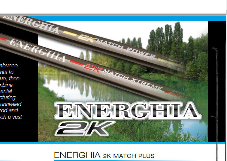 Energia 2k Match 420  5-20g  thinnest float rod on the market