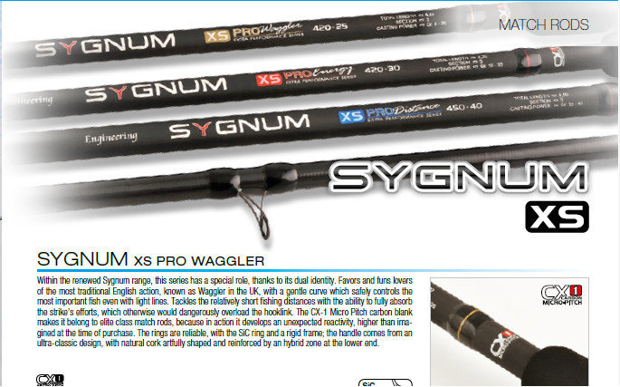 Synum pro waggler 420 25g