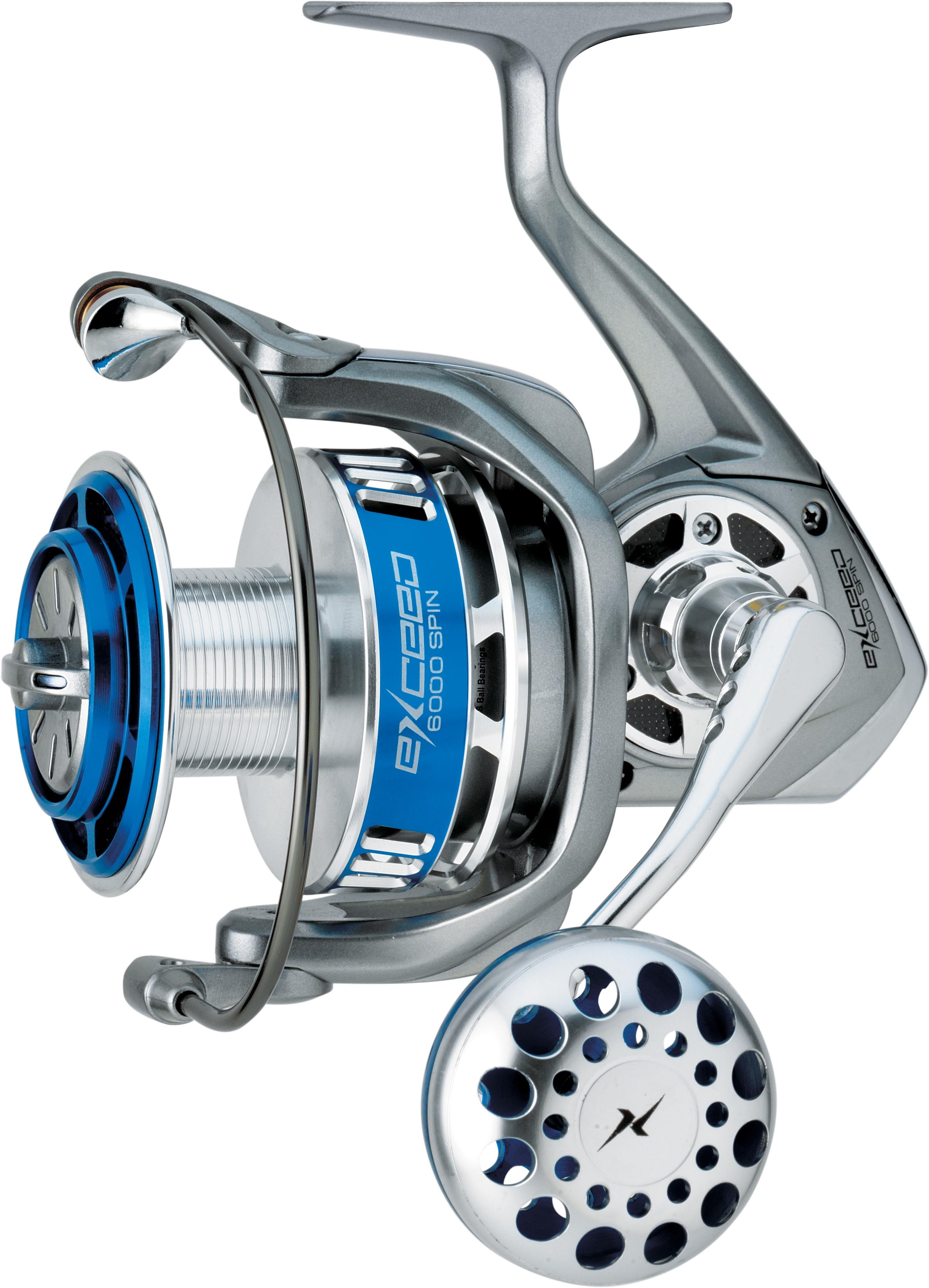 Exceed spin Heavy duty saltwater reels 00035