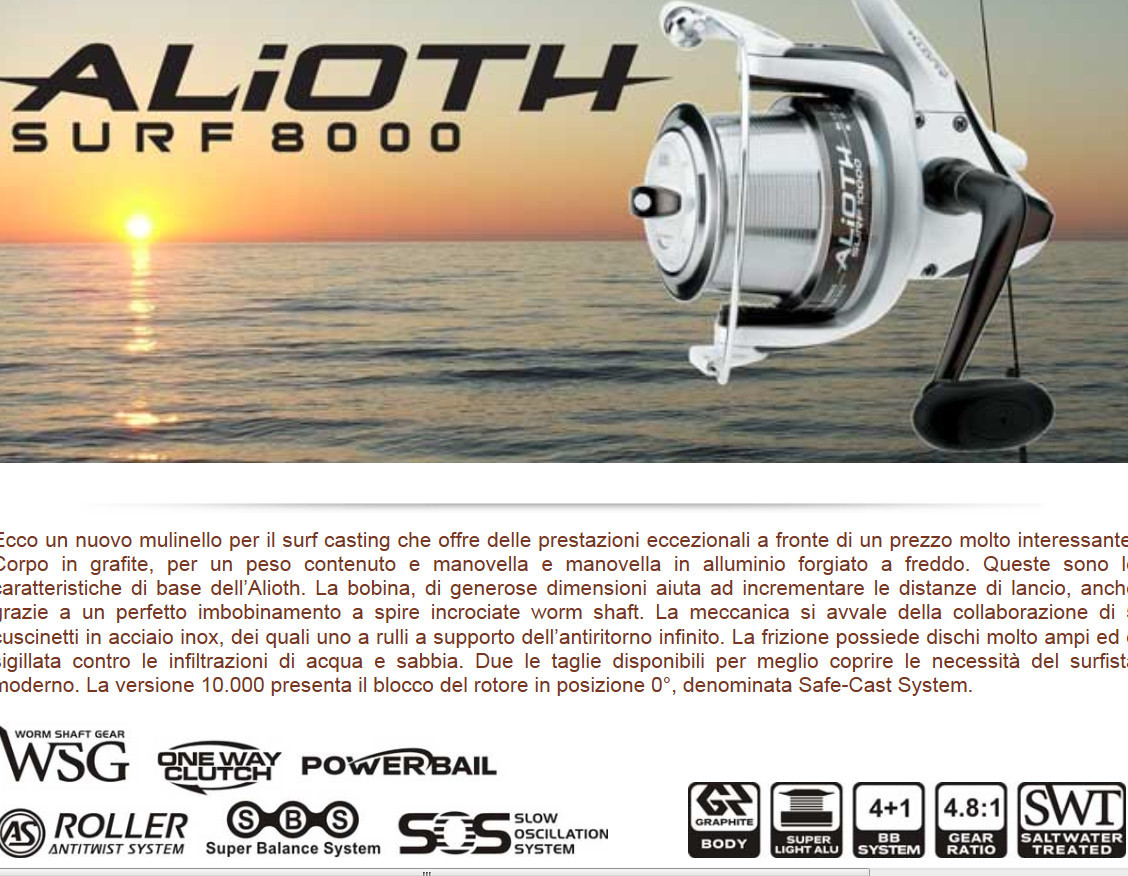 Alioth Surf