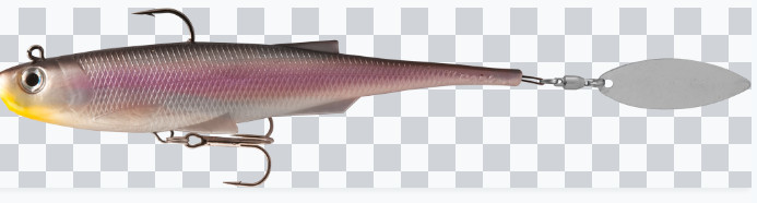 Mad SpinTail Shad 20g 100mm