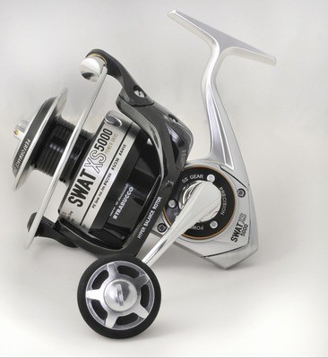 SWAT 6000, A big game spinning reel for everyone to use!