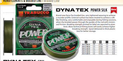 Dyna Tex power silk