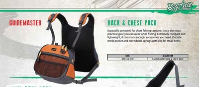 BACK AND CHEST PACK