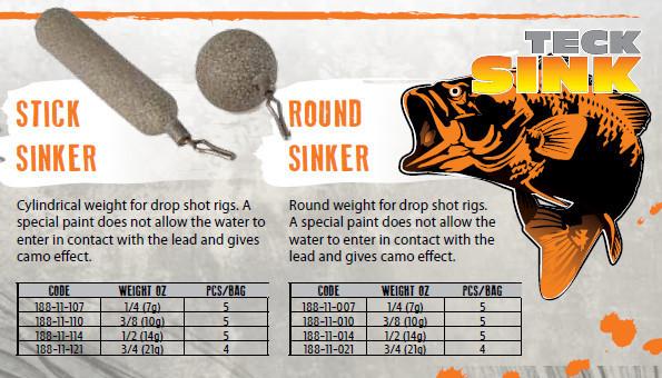 Drop Shot Weights Stick & Ball
