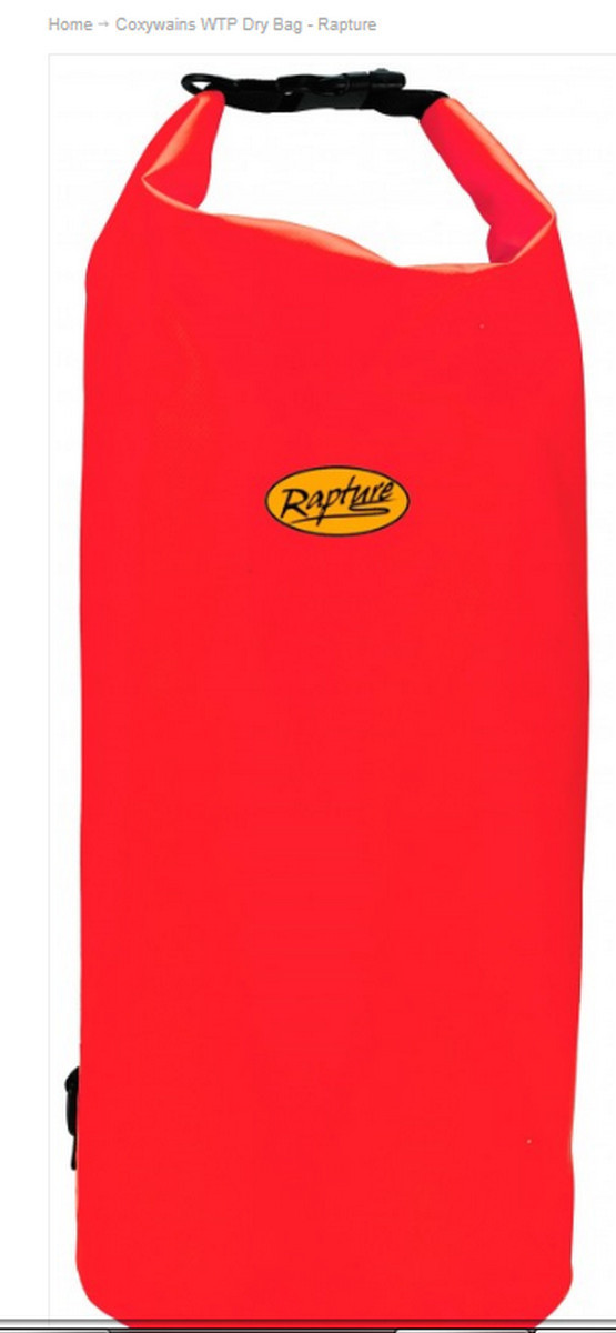 WTP Dry Bag perfect for keeping all your kit dry when in the water clearance sale