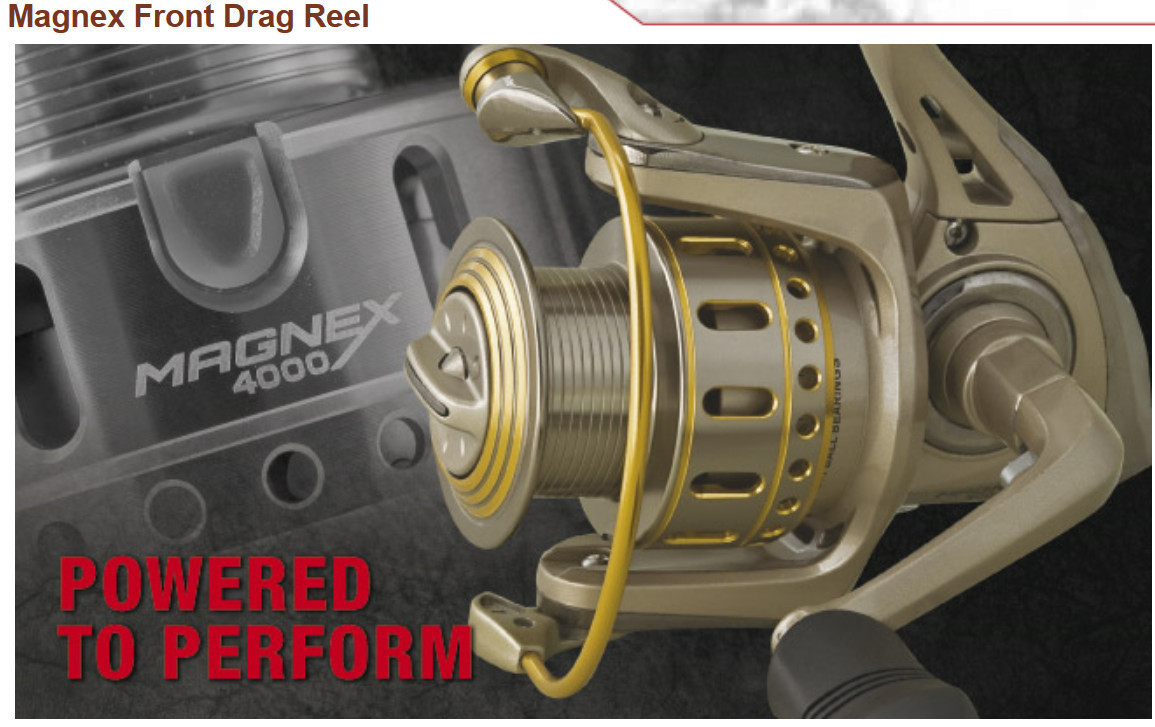 MAGNEX FD   best reel made by Trabucco  last few left 100 to 3000 size