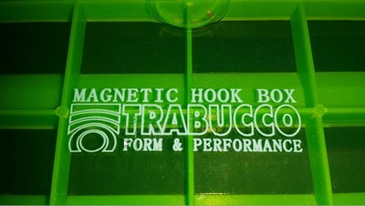 Magnetic hook box