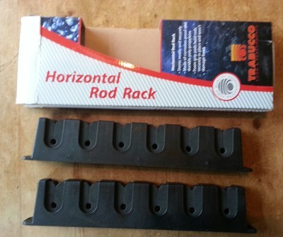 Rod Rack for 6 rods for boat or home
