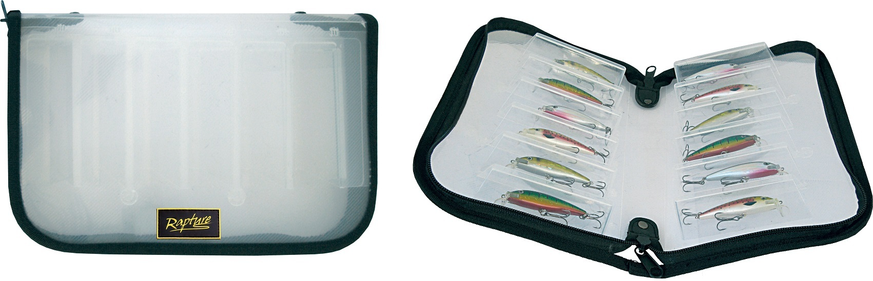 Rapture hard Lure Case  clear   sale price 00057