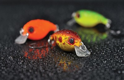 Chibi Crank 28mm small floating crank for perch and chub. 1.8g