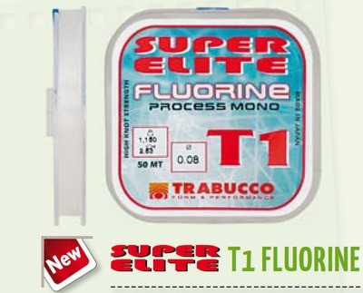 Super Elite Fluorine Rig Line NEW 2014