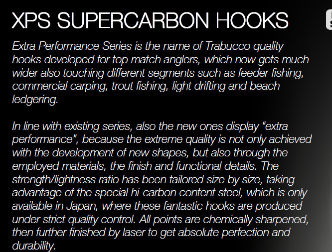 XPS Match specialist hook 701 XK  Barb less  25 per pack.  spade eye