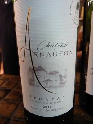 2011 Arnauton Fronsac