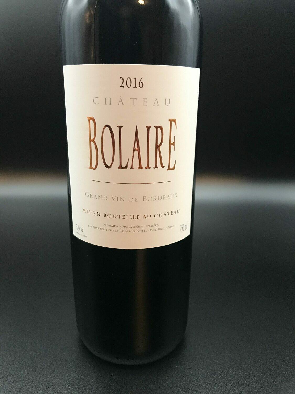 2016 Bolaire Bordeaux Superieur