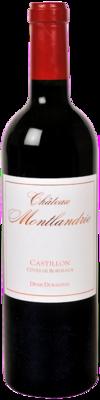 2015 Montlandrie Castillon Cotes De Bordeaux