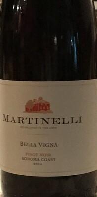 2016 Martinelli Bella Vigna