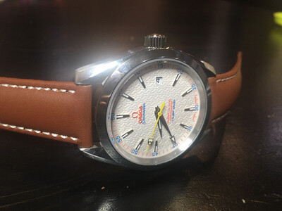 Omega seamaster diving watch automatic, часы для дайвинга, плавания автоматические