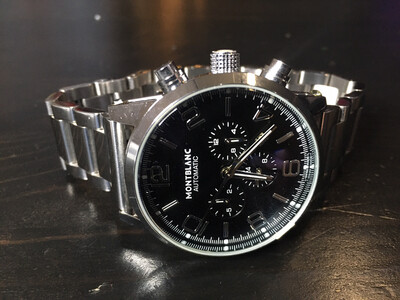 Montblanc watch mens automatic, часы автоматические мужские