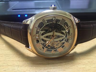 Cartier watch mens automatic, мужские автоматические часы