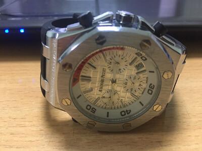 Audemars Piguet watch mens quartz, часы мужские кварцевые