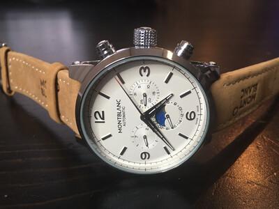 Montblanc watch mens automatic, автоматические мужские часы
