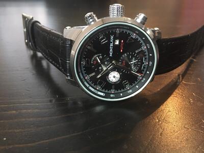Montblanc watch mens automatic, часы мужские автоматические