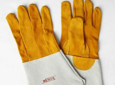 Deerhide TIG Welding Gloves