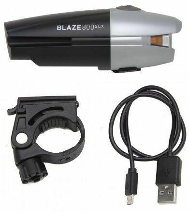 3155 BLAZE-800 SLX RECHARGE LIGHT by PLANET BIKE