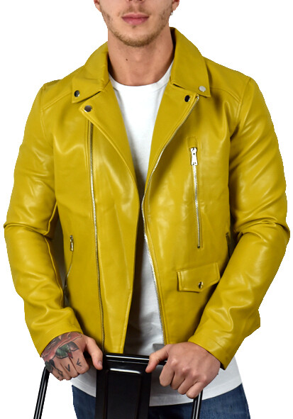CHIODO TIMELESS MUSTARD