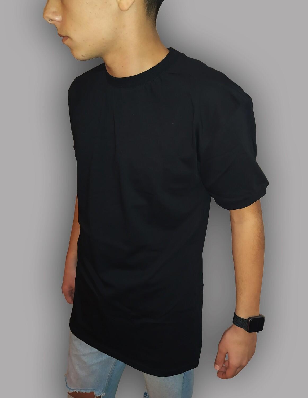TSHIRT TUTA BLACK