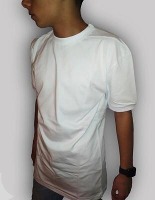 TSHIRT TUTA WHITE