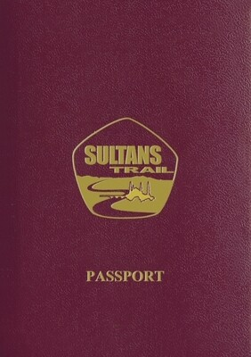 Sultans Trail passport