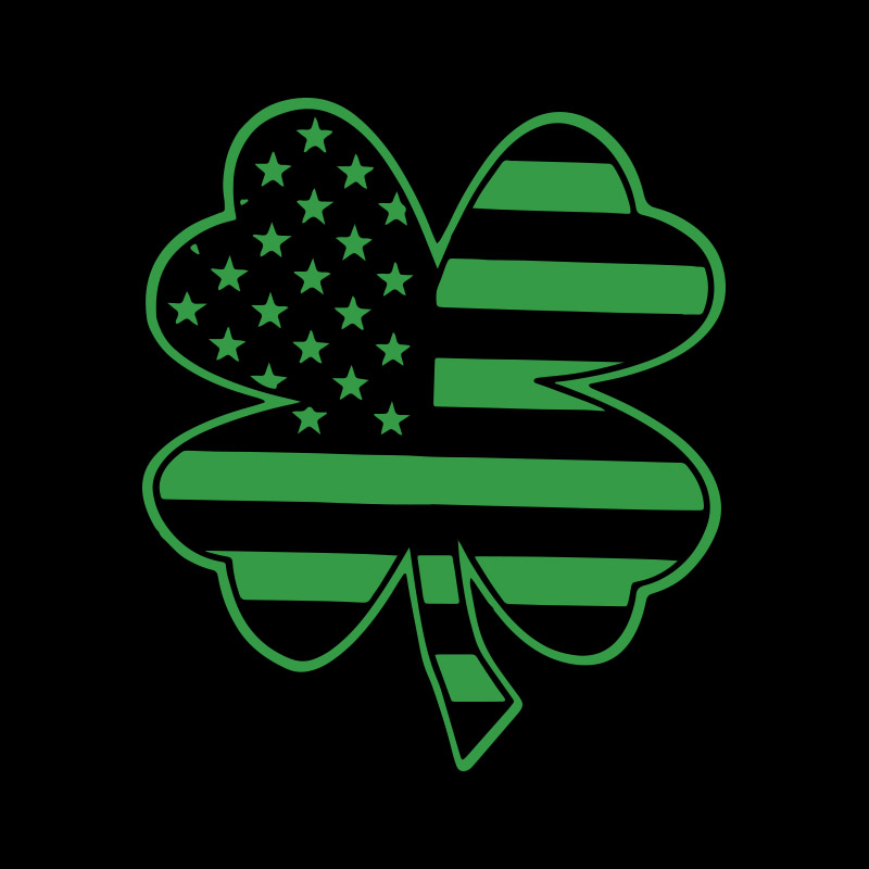 T-Shirt - Clover Flag