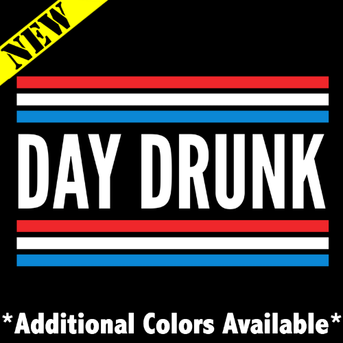 Tank Top - Day Drunk PB-SV-509716CR