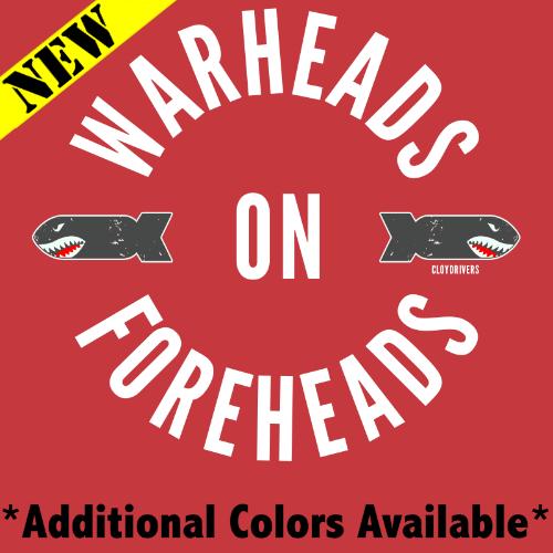 Tank Top - Warheads On Foreheads PB-SV-510224CR
