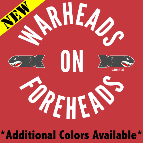 Tank Top - Warheads On Foreheads