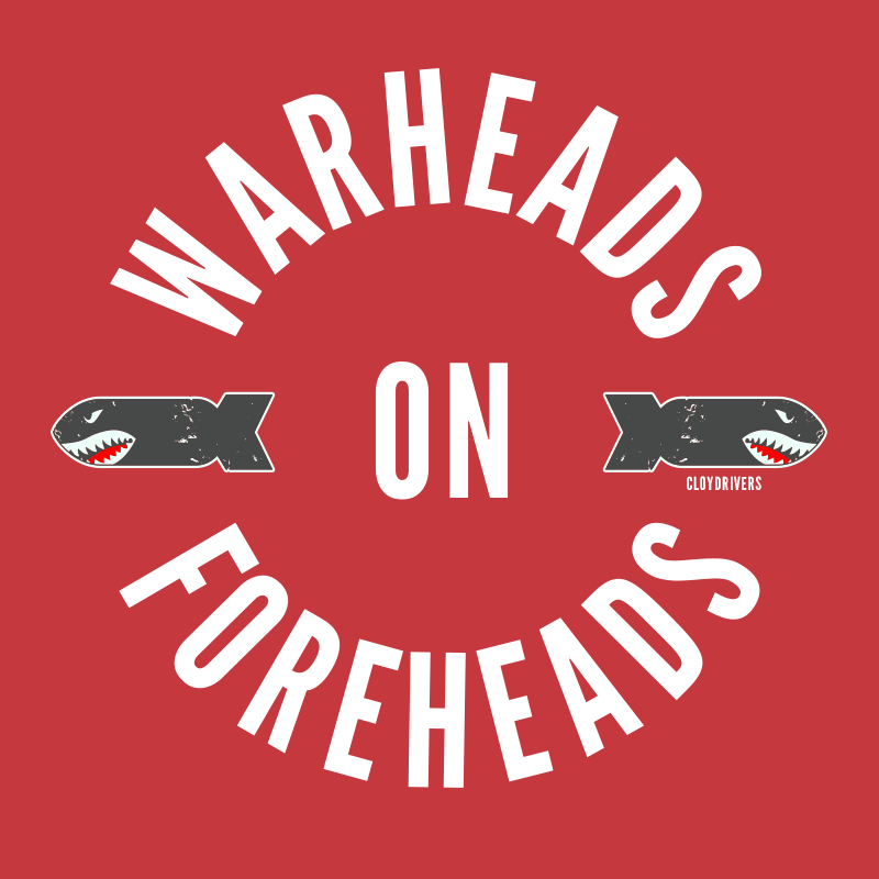 Tank Top - Warheads On Foreheads